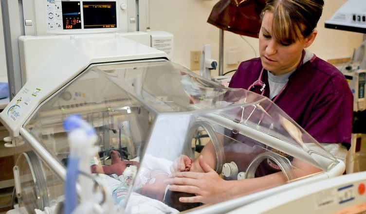 Imagen Pública de la Enfermeria