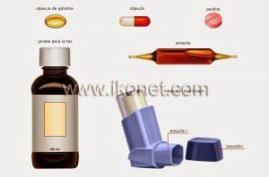 Formas farmacéuticas de administración bucal