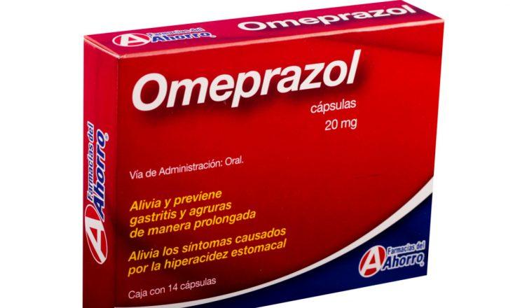 Omeprazol capsulas