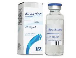Bupivacaína