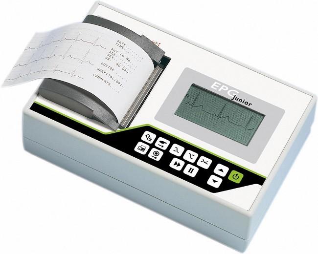 Electrocardiografo portatil