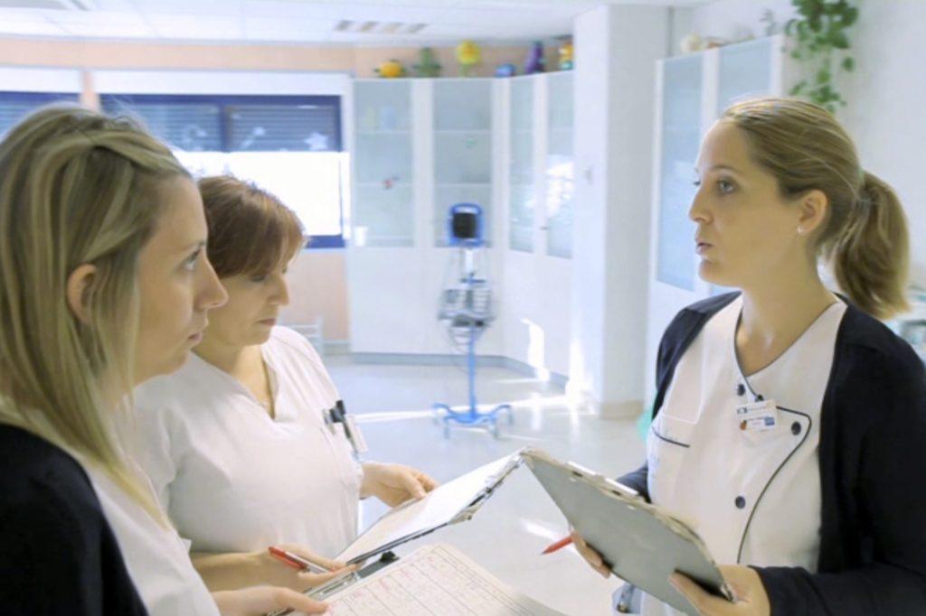 Gestion en enfermeria