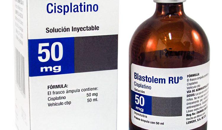 Cisplatino