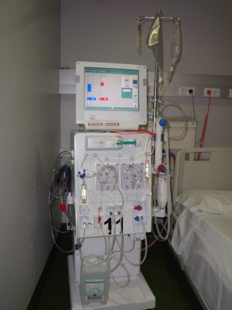Maquina para dialisis