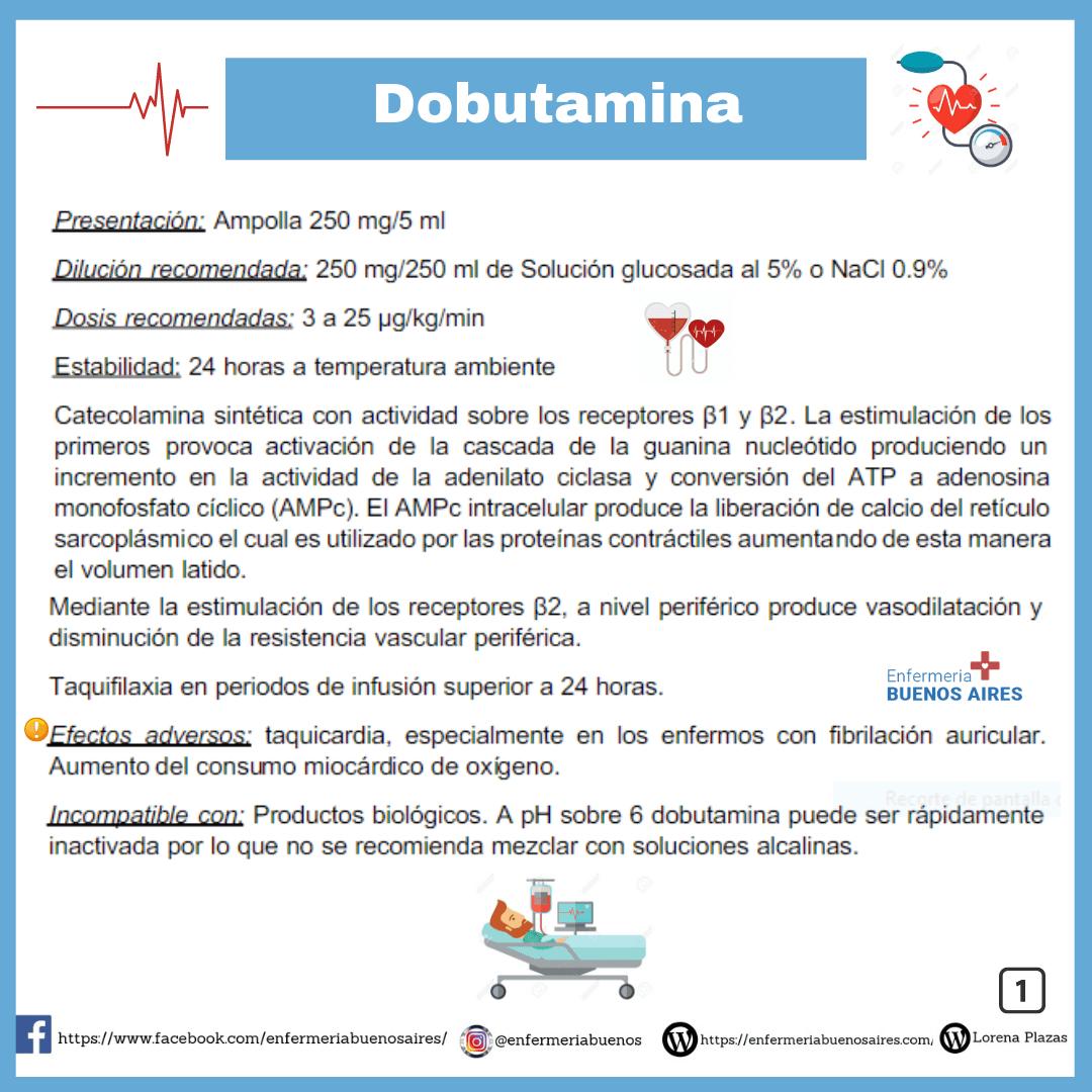Dobutamina
