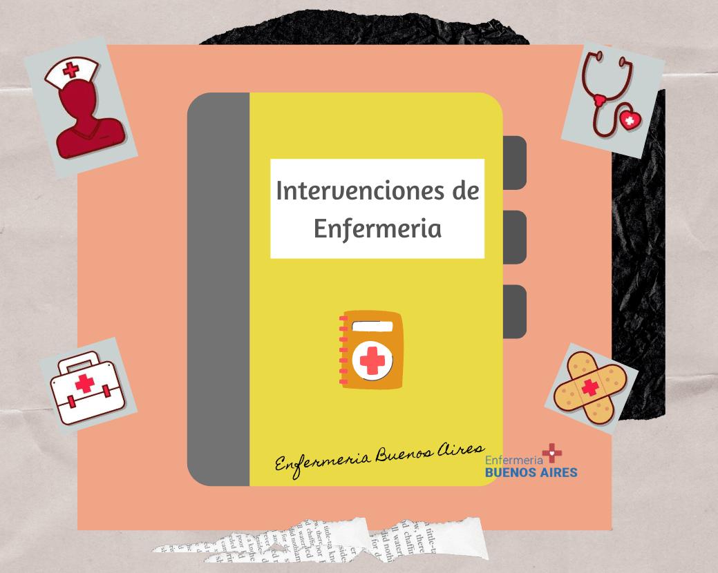 Intervenciones de Enfermeria – Taxonomía